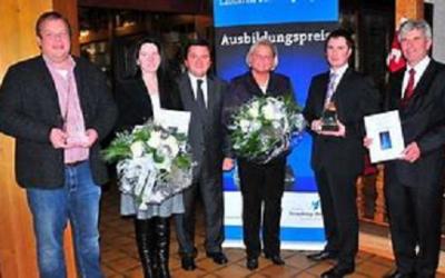 Ausbildungspreis Landkreis Straubing-Bogen