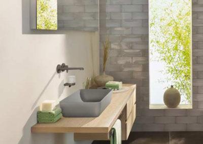 3D-Planung eines Badezimmers